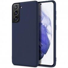 Dėklas X-Level Dynamic Samsung S21 FE tamsiai mėlynas