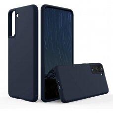 Dėklas X-Level Dynamic Samsung S21/S30 Tamsiai Mėlynas