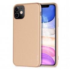 Dėklas X-Level Guardian Apple Iphone 11 Auksinis