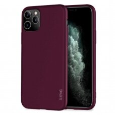 Dėklas X-Level Guardian Apple iPhone 11 Pro bordo USC057