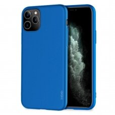 Dėklas X-Level Guardian Apple iPhone 11 Pro mėlynas USC057