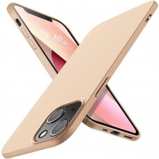 Dėklas X-Level Guardian Apple iPhone 13 auksinis