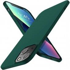 Dėklas X-Level Guardian Apple iPhone 13 tamsiai žalias