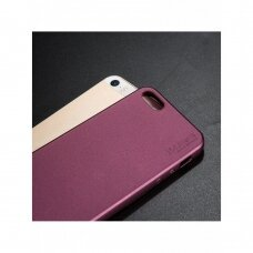 Dėklas X-Level Guardian Apple Iphone 5 Bordo
