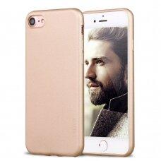 Dėklas X-Level Guardian Apple Iphone 7/8/Se2 Auksinis