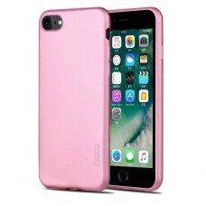 Dėklas X-Level Guardian Apple iPhone 7/8/SE2 rožinis-auksinis UCS062
