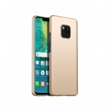 Dėklas X-Level Guardian Huawei Mate 20 Pro auksinis UCS080