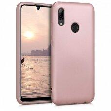 Dėklas X-Level Guardian Huawei P Smart 2019 auksinis UCS089