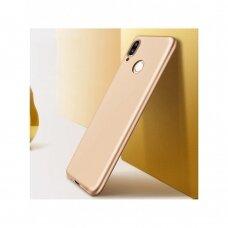 Dėklas X-Level Guardian Huawei P20 Lite Auksinis