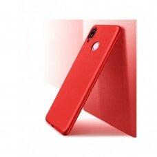 Dėklas X-Level Guardian Huawei P20 Lite Raudonas