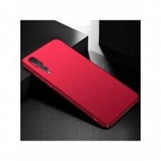 Dėklas X-Level Guardian Huawei P20 Pro/P20 Plus raudonas UCS074