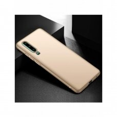 Dėklas X-Level Guardian Huawei P30 auksinis UCS073