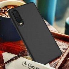 Dėklas X-Level Guardian Huawei P30 juodas UCS073