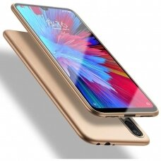 Dėklas X-Level Guardian Huawei P40 Lite E/Y7 P auksinis UCS067