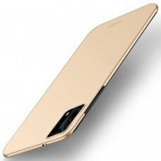 Dėklas X-Level Guardian Huawei P40 Pro Auksinis