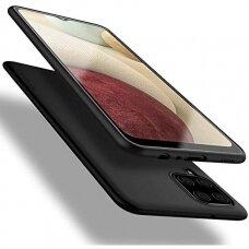 Dėklas X-Level Guardian Samsung A125 A12 juodas
