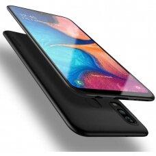 Dėklas X-Level Guardian Samsung A202 A20e juodas UCS033