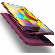 Dėklas X-Level Guardian Samsung A217 A21S Bordo