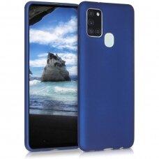Dėklas X-Level Guardian Samsung A217 A21S Mėlynas