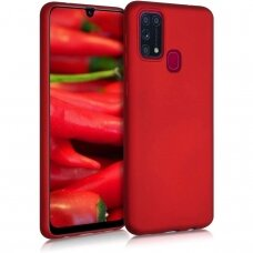Dėklas X-Level Guardian Samsung A217 A21S Raudonas