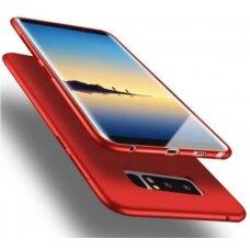 Dėklas X-Level Guardian Samsung A217 A21s raudonas UCS027