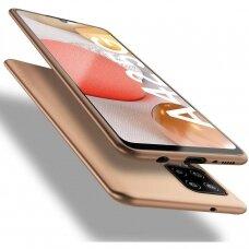 Dėklas X-Level Guardian Samsung A426 A42 auksinis