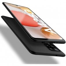 Dėklas X-Level Guardian Samsung A426 A42 juodas