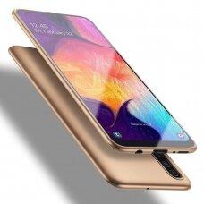 Dėklas X-Level Guardian Samsung A505 A50/A507 A50s/A307 A30s auksinis UCS031