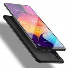 Dėklas X-Level Guardian Samsung A505 A50/A507 A50s/A307 A30s juodas UCS031
