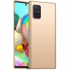 Dėklas X-Level Guardian Samsung A515 A51 auksinis UCS025