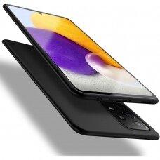Dėklas X-Level Guardian Samsung A72 juodas