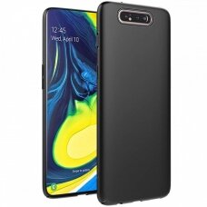 Dėklas X-Level Guardian Samsung A805 A80 Juodas