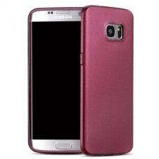 Dėklas X-Level Guardian Samsung G935 S7 Edge Bordo