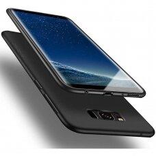Dėklas X-Level Guardian Samsung G955 S8 Plus juodas UCS009