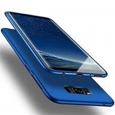 Dėklas X-Level Guardian Samsung G955 S8 Plus mėlynas UCS009