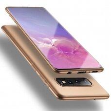 Dėklas X-Level Guardian Samsung G973 S10 Auksinis