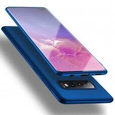 Dėklas X-Level Guardian Samsung G975 S10 Plus Mėlynas