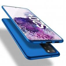 Dėklas X-Level Guardian Samsung G986 S20 Plus/S11 mėlynas UCS002