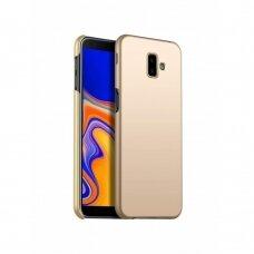 Dėklas X-Level Guardian Samsung J610 J6 Plus 2018 auksinis UCS047