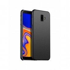 Dėklas X-Level Guardian Samsung J610 J6 Plus 2018 juodas UCS047