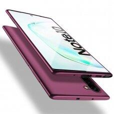 Dėklas X-Level Guardian Samsung N970 Note 10 bordo UCS021