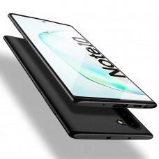 Dėklas X-Level Guardian Samsung N970 Note 10 juodas UCS021