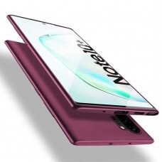 Dėklas X-Level Guardian Samsung N975 Note 10 Plus bordo UCS019