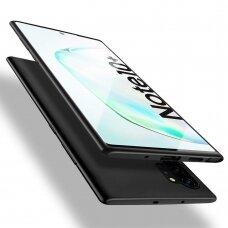 Dėklas X-Level Guardian Samsung N975 Note 10 Plus Juodas