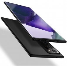 Dėklas X-Level Guardian Samsung Note 20 Ultra Juodas
