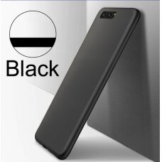 Dėklas X-Level Guardian Samsung S10 Lite/A91 juodas UCS005