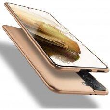 Dėklas X-Level Guardian Samsung S21/S30 Auksinis