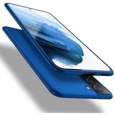 Dėklas X-Level Guardian Samsung S21/S30 Mėlynas