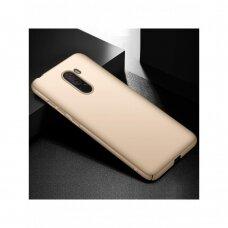 Dėklas X-Level Guardian Xiaomi Pocophone F1 auksinis UCS109