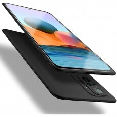Dėklas X-Level Guardian Xiaomi Redmi Note 10 Pro/Note10 Pro Max juodas